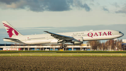 A7-BEC - Qatar Airways Boeing 777-300ER