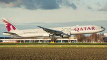 A7-BEC - Qatar Airways Boeing 777-300ER aircraft