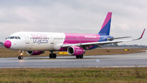 HA-LXK - Wizz Air Airbus A321 aircraft