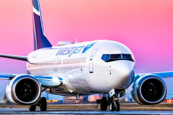 C-FNAX - WestJet Airlines Boeing 737-8 MAX