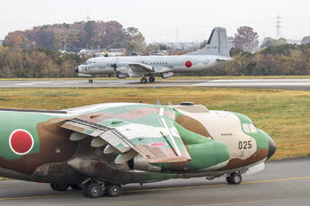 12-1161 - Japan - Air Self Defence Force NAMC YS-11EB