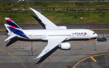 CC-BBI - LATAM Chile Boeing 787-8 Dreamliner