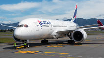 CC-BBI - LATAM Chile Boeing 787-8 Dreamliner aircraft
