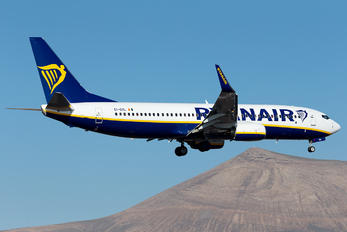 EI-GXL - Ryanair Boeing 737-8AS