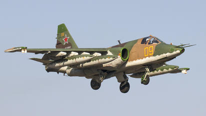 RF-90962 - Russia - Air Force Sukhoi Su-25SM