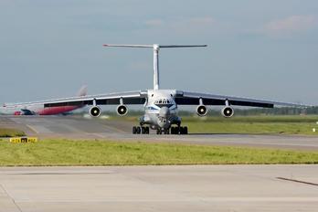 RA-78817 - Russia - Air Force Ilyushin Il-76 (all models)