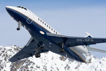 OO-DFG - Abelag Aviation Dassault Falcon 2000LX