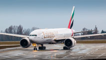 A6-EWC - Emirates Airlines Boeing 777-200LR aircraft