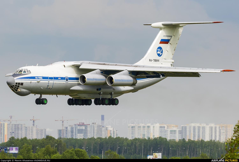 Russia - Air Force RA-78844 aircraft at St. Petersburg - Pulkovo
