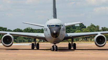 58-0110 - Turkey - Air Force Boeing KC-135R Stratotanker