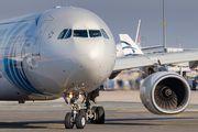 SU-GDV - Egyptair Airbus A330-300 aircraft