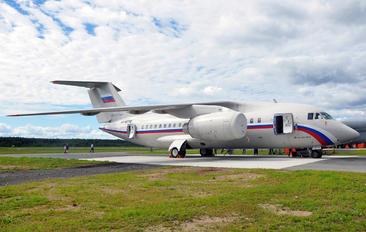 RA-61718 - Russia - Air Force Antonov An-148