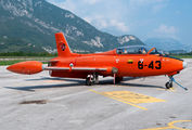 I-RVEG - Private Aermacchi MB-326 aircraft