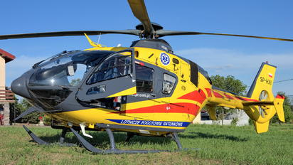 SP-HXI - Polish Medical Air Rescue - Lotnicze Pogotowie Ratunkowe Eurocopter EC135 (all models)