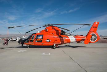 6563 - USA - Coast Guard Aerospatiale AS365 Dauphin II