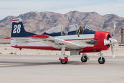 N238V - Private North American T-28B Trojan aircraft