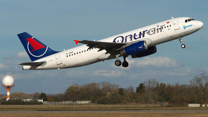 TC-ODB - Onur Air Airbus A320