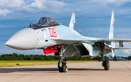 RF-95850 - Russia - Air Force Sukhoi Su-35S aircraft
