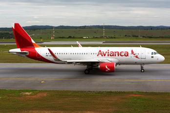 PR-OBB - Avianca Brasil Airbus A320