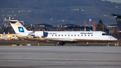 VQ-BOV - Sirius-Aero Bombardier CL-600-2B19