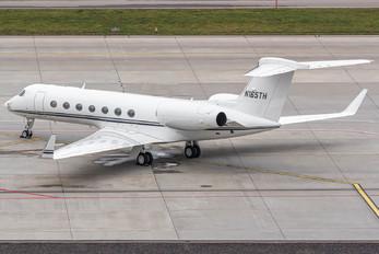 N165TH -  Gulfstream Aerospace G-V, G-V-SP, G500, G550