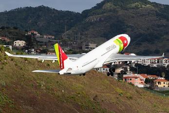CS-TOI - TAP Portugal Airbus A330-200