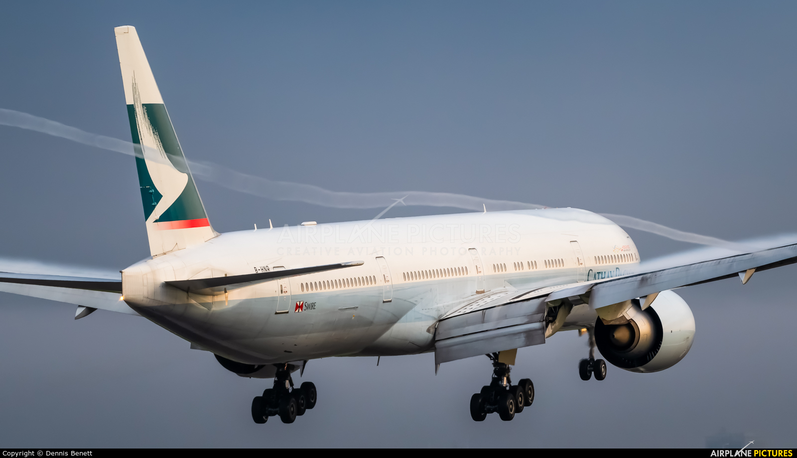 Cathay Pacific B-HNR aircraft at Toronto - Pearson Intl, ON