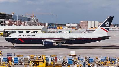 G-BNWL - British Airways Boeing 767-300ER