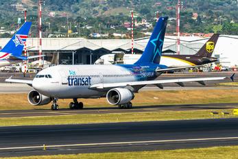 C-GLAT - Air Transat Airbus A310