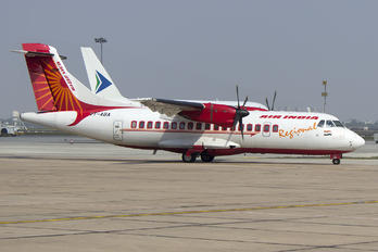 VT-ABA - Air India Regional ATR 42 (all models)