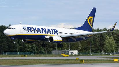 EI-EVJ - Ryanair Boeing 737-800