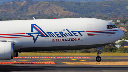 N396CM - Amerijet International Boeing 767-300ER