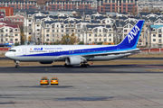 JA616A - ANA - All Nippon Airways Boeing 767-300 aircraft