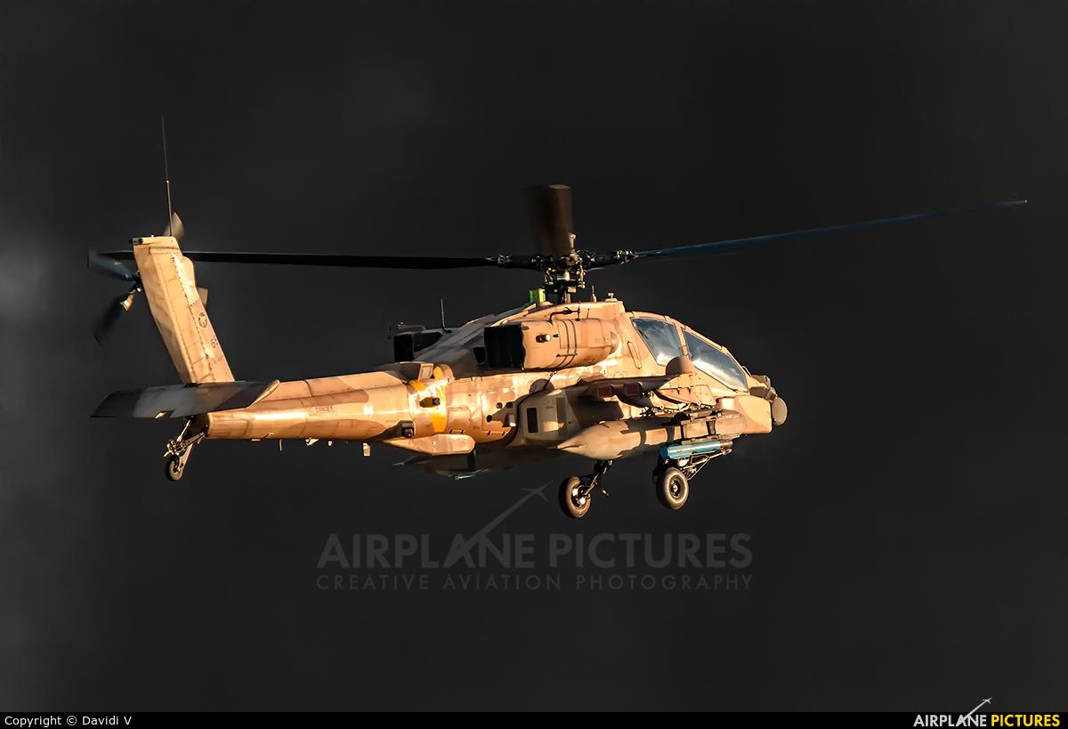 Israel - Defence Force 765 aircraft at Beersheba - Hatzerim