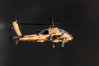 765 - Israel - Defence Force Boeing AH-64D Saraf