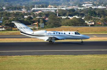 XA-UTG - Private Cessna 525C Citation CJ4