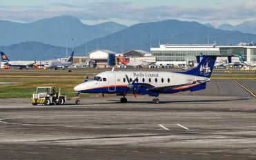 C-GCPR - Pacific Coastal Airlines Beechcraft 1900D Airliner