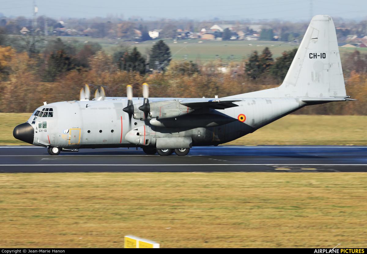 Belgium - Air Force CH-10 aircraft at Liège-Bierset