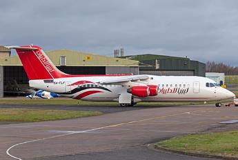 5A-FLF - Air Libya British Aerospace BAe 146-300/Avro RJ100