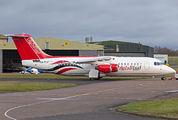 5A-FLF - Air Libya British Aerospace BAe 146-300/Avro RJ100 aircraft