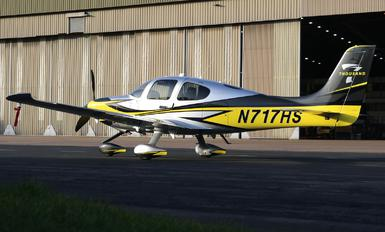 N717HS - Private Cirrus SR22T