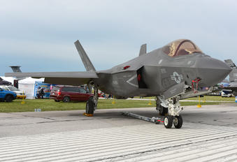 168847 - USA - Navy Lockheed Martin F-35C Lightning II