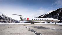 N313RG - Private Gulfstream Aerospace G-V, G-V-SP, G500, G550 aircraft