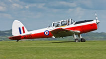 G-BZGA - Private de Havilland Canada DHC-1 Chipmunk aircraft