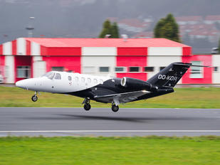 OO-KOR - Abelag Aviation Cessna 525A Citation CJ2