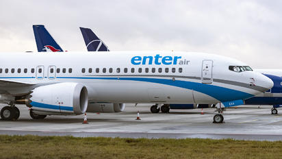 SP-EXA - Enter Air Boeing 737-8 MAX