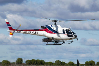 EC-LBV - Babcock Support services Aerospatiale AS350 Ecureuil / Squirrel