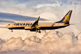 EI-EFG - Ryanair Boeing 737-800