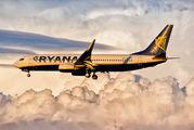 EI-EFG - Ryanair Boeing 737-800 aircraft