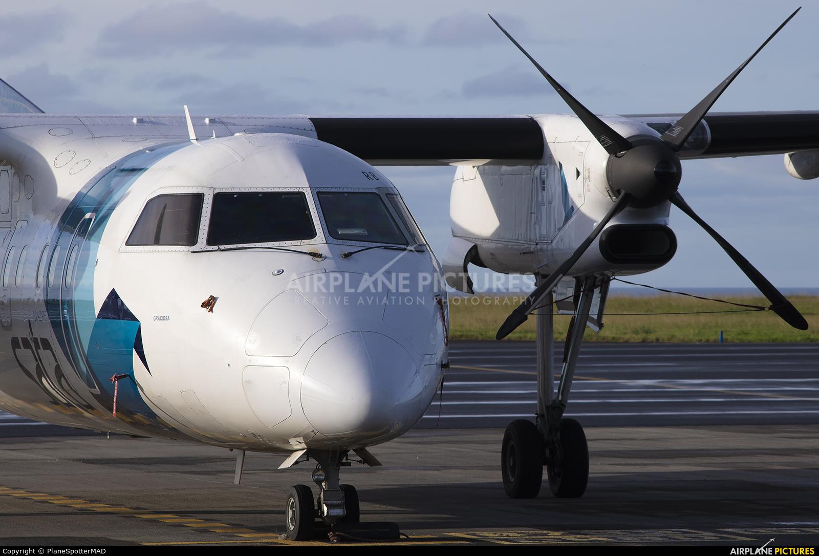 SATA Air Açores CS-TRB aircraft at Azores - Ponta Delgada